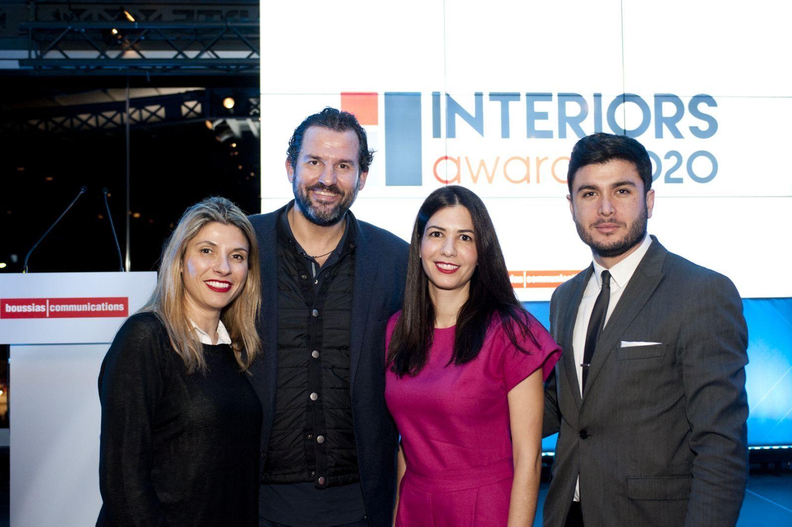 Premio d'oro per Gruppo Cucine agli Interiors Awards 2020