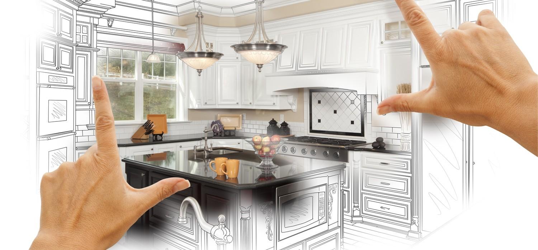 Progettare l'arredo della cucina
