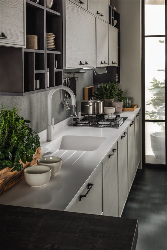 Quadra gruppo cucine - Lavabo cucina moderno ...