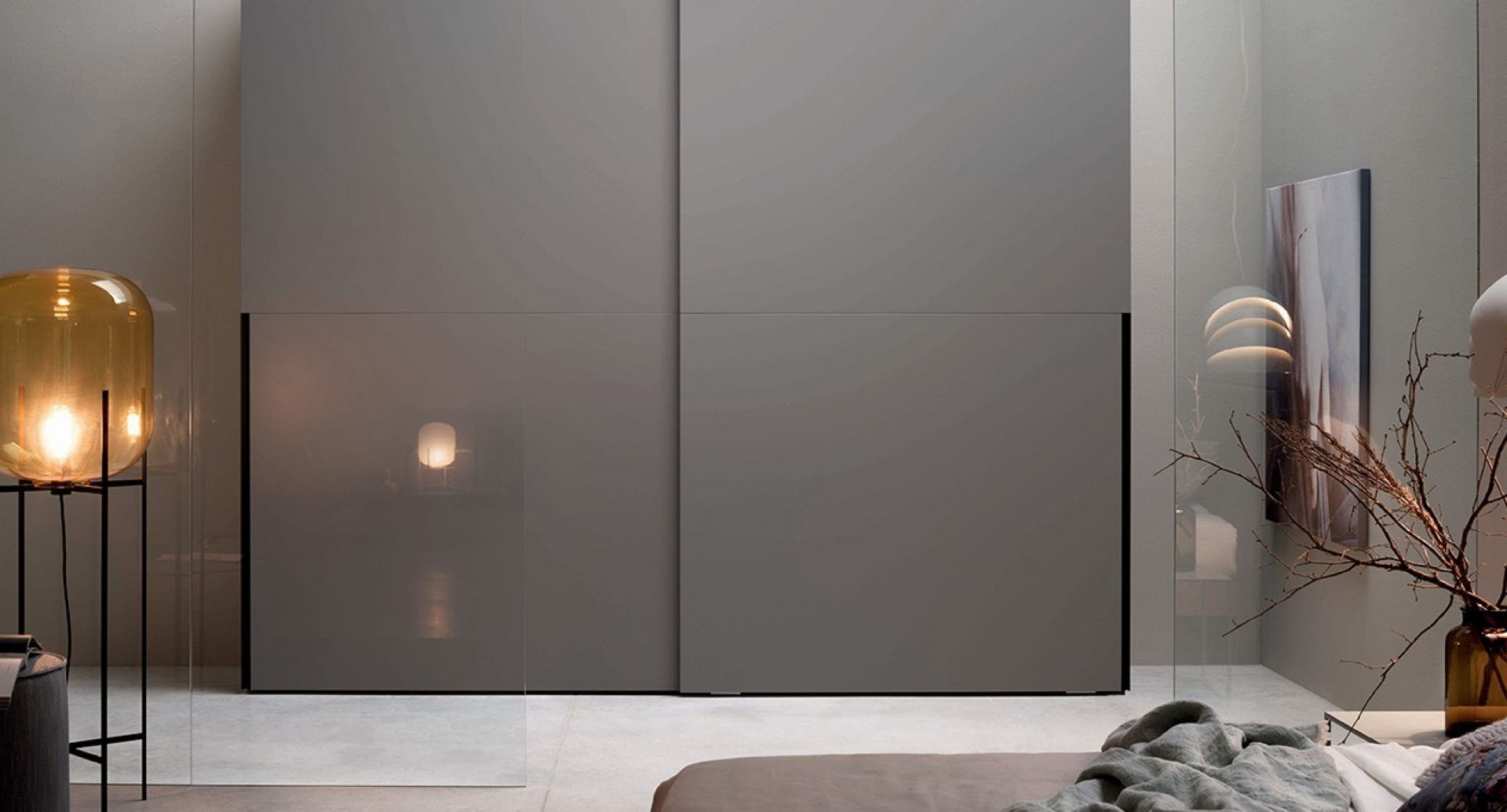 Ντουλάπες Picture sliding door