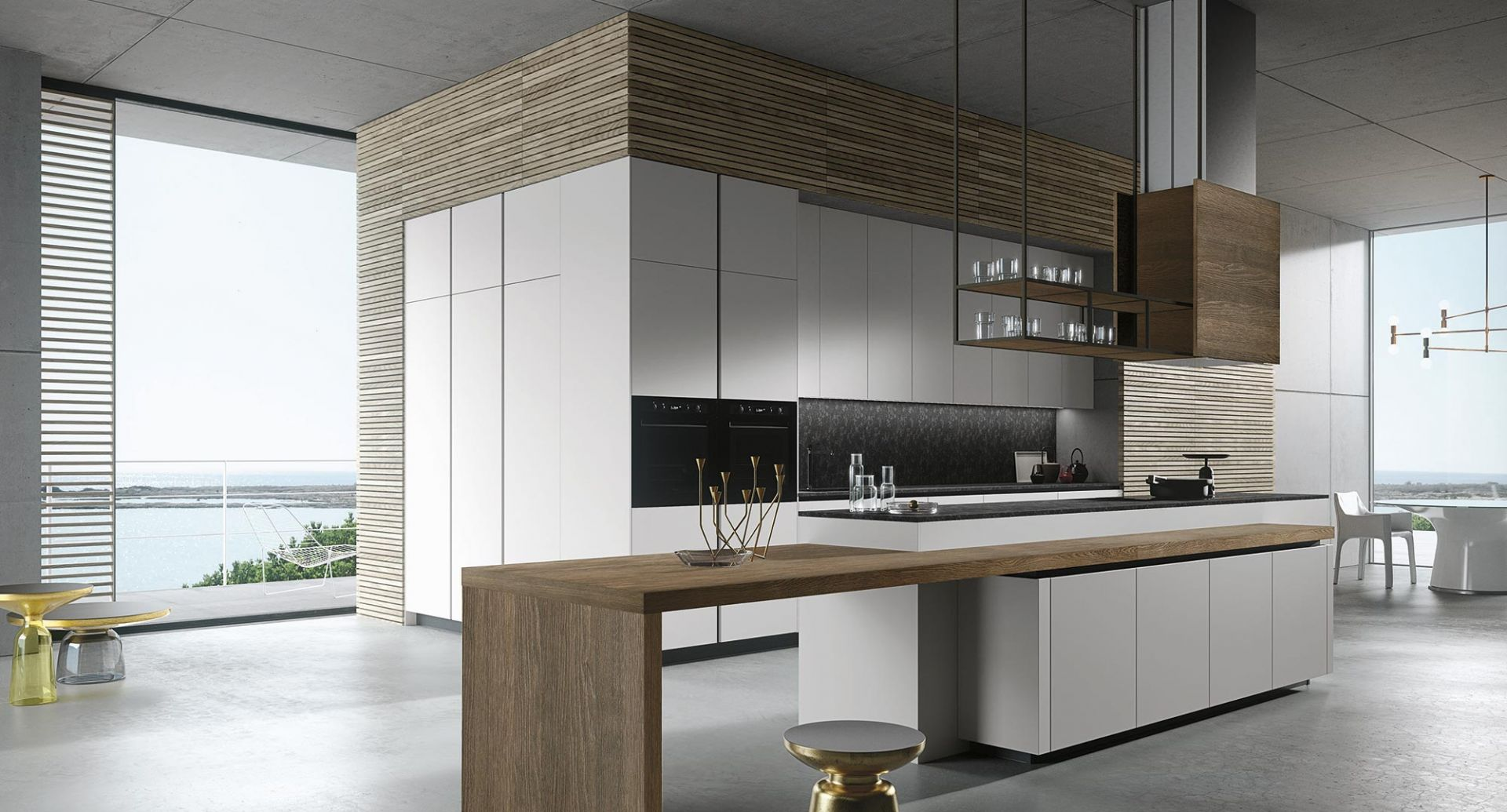 Classic kitchens Snaidero - Look