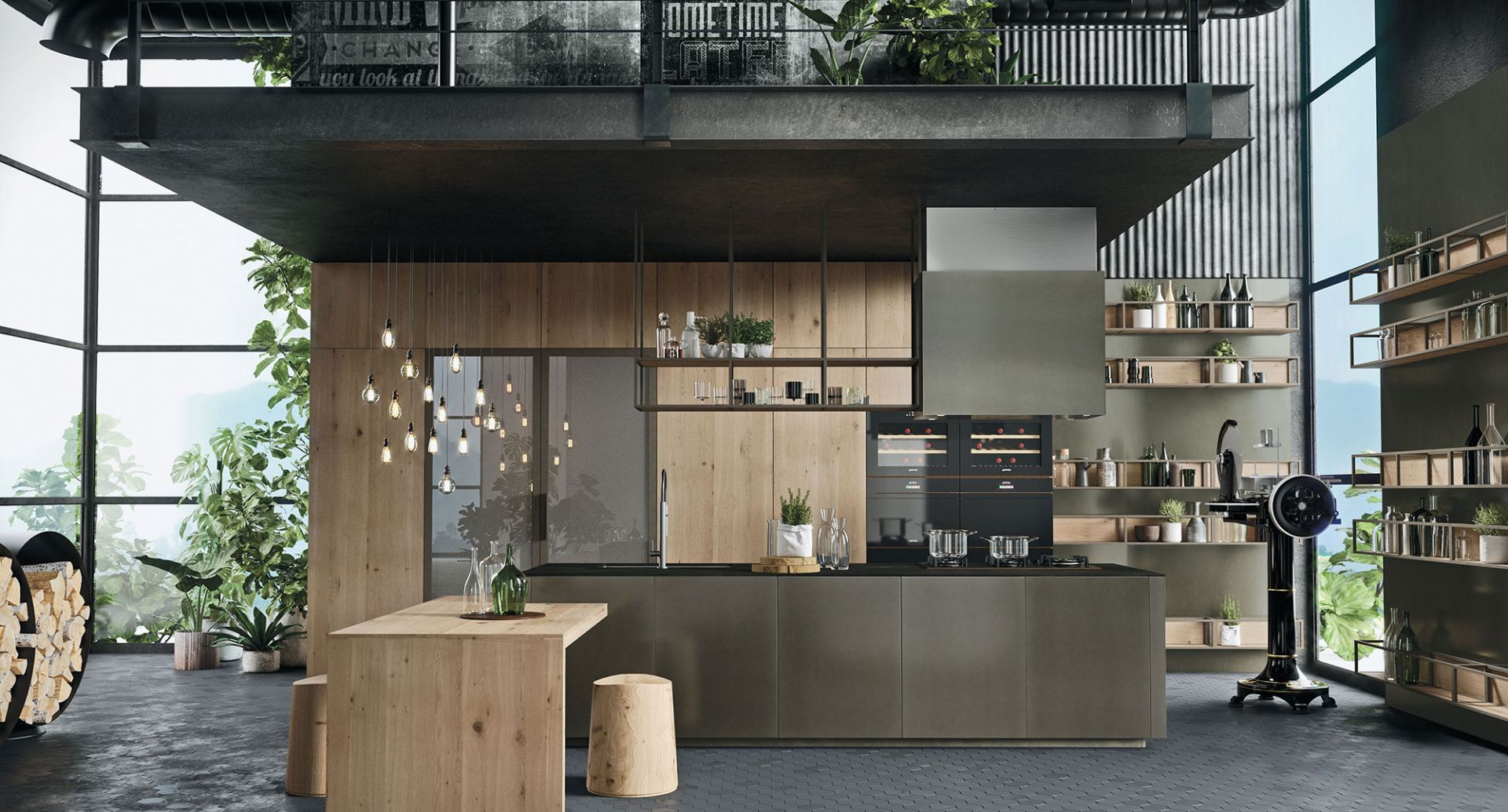Classic kitchens Snaidero - Opera