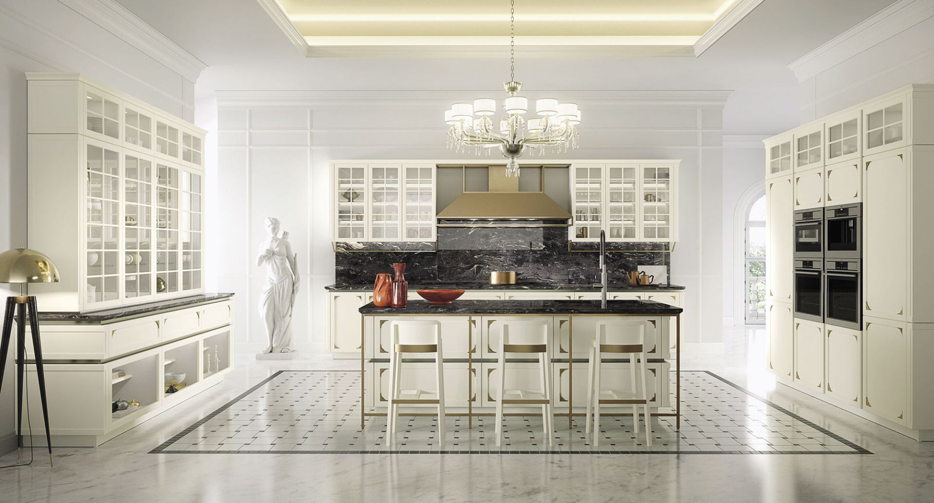 Modern kitchens Snaidero - Kelly
