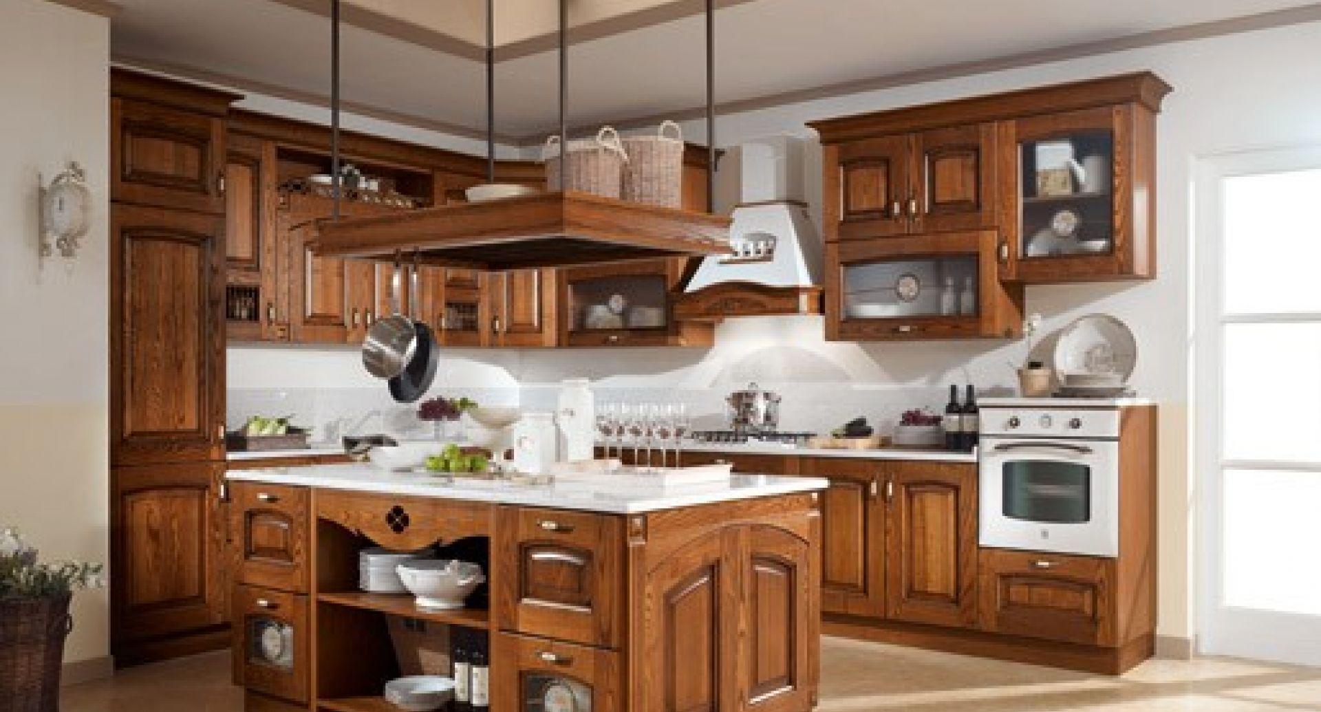 Έπιπλα κουζίνας 01 Καστανιά