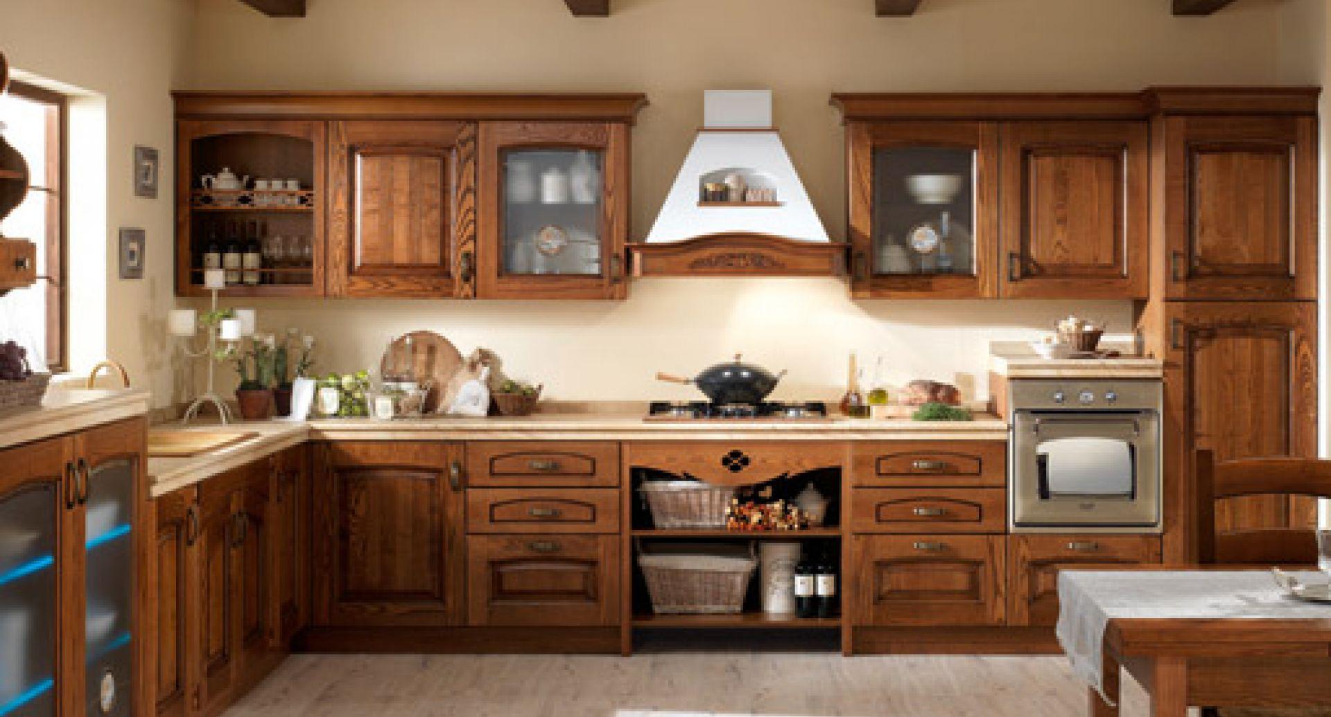 Έπιπλα κουζίνας 02 Καστανιά