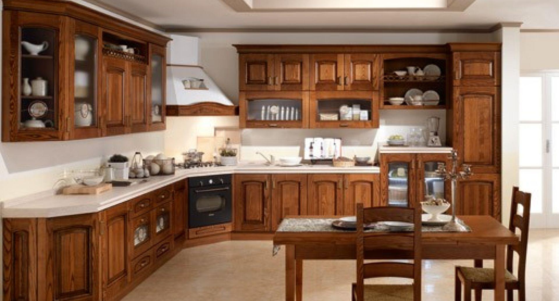 Έπιπλα κουζίνας 04 Καστανιά