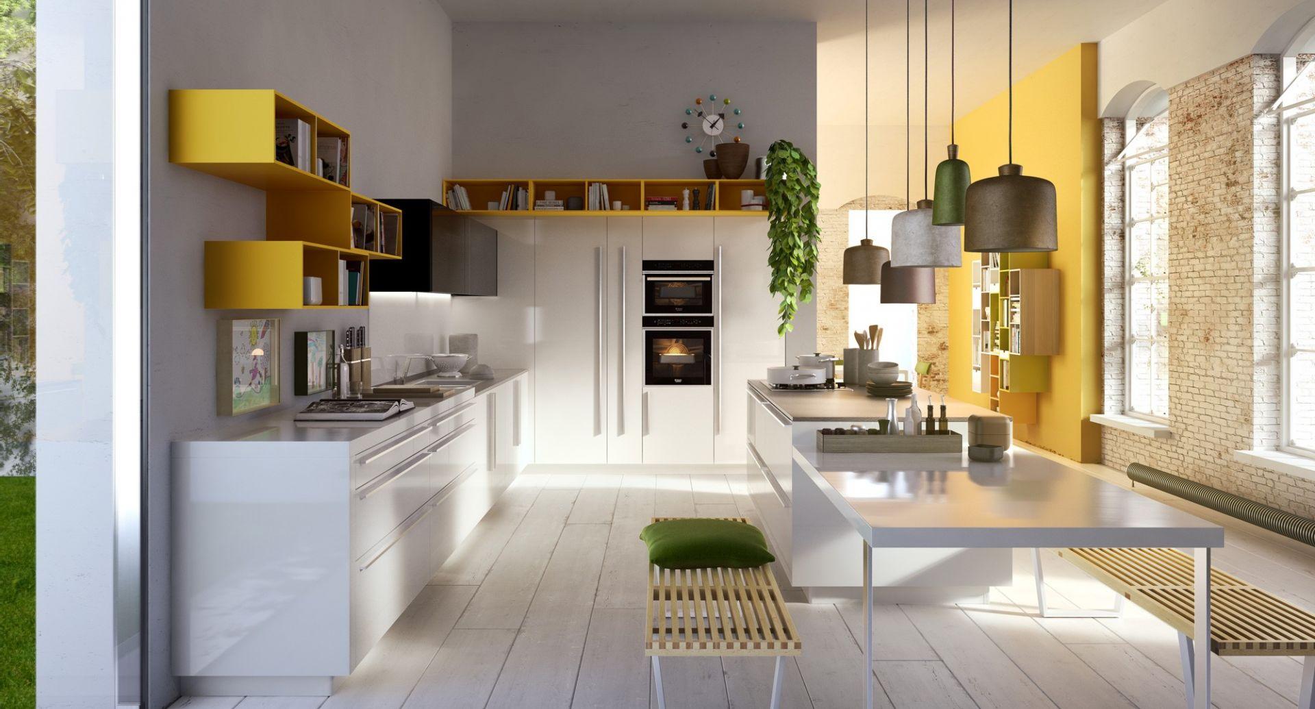 Contemporary kitchens Snaidero - Code